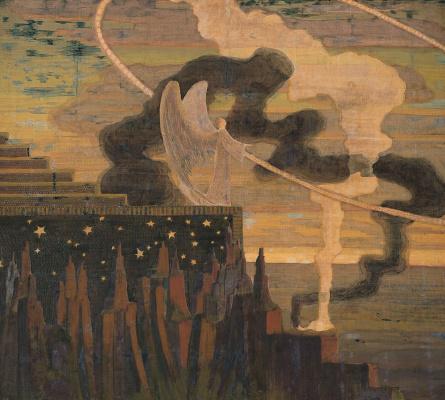 Mikalojus Konstantinas Ciurlionis. Sacrifice