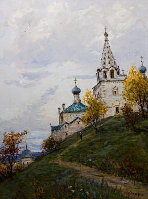 Марк Смирнов. Свято-Данилов монастырь в Переяславль-Залесском