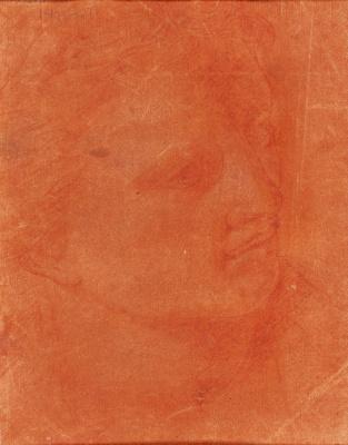Giorgione. Portrait of a young man