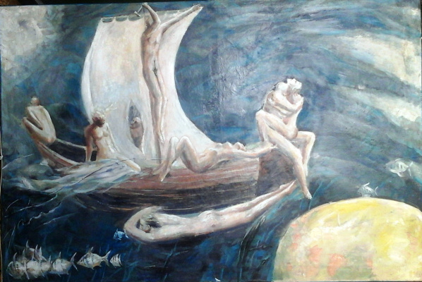 Valery Viktorovich Shechkin. Ship of fools