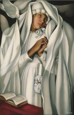 Tamara Lempicka. Prayer