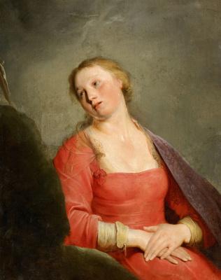 Франс Питерс де Греббер. Мария Магдалина.