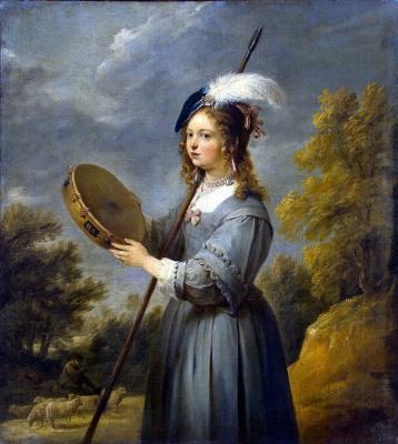 David Teniers the Younger. Shepherdess
