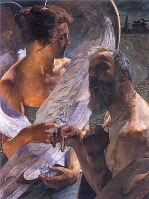 Яцек Мальчевский. Воскресение (бессмертие)