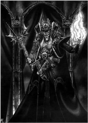 Mark Gibbons. Necromunda 10