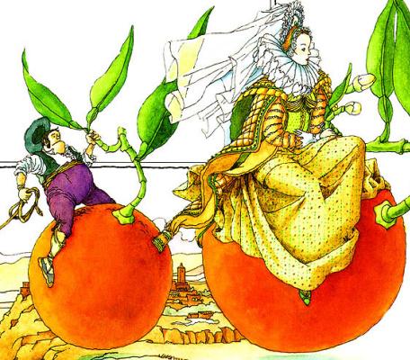 Клодин Сабатье. Большие плоды