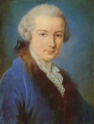 Пьер Бернар. Портрет молодого человека