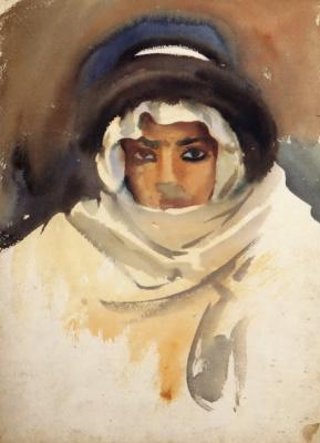 Джон Сингер Сарджент. Бедуин