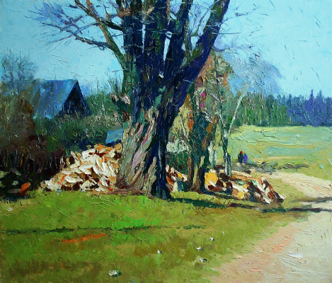 Михаил Рудник. Sketch 181