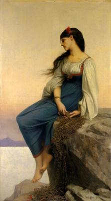 Жюль Жозеф Лефевр. Грациелла. 1878