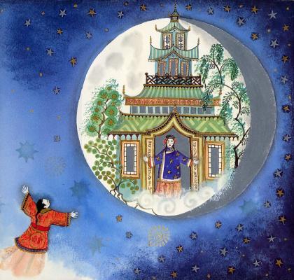 Джейн Рэй. Женщина, которая пролетает луну