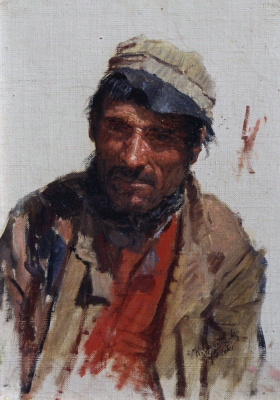 Константин Аполлонович Савицкий. Нормандский рыбак