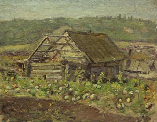 Владимир Георгиевич Гремитских. Бахилова Поляна