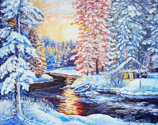 Кристина Смородова. Зима
