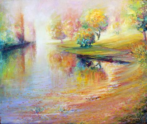 Andrei Ivanovich Boravik. Dreams of autumn