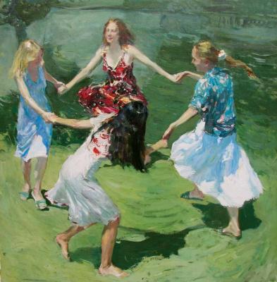 Renat Ramazanov. Summer dance