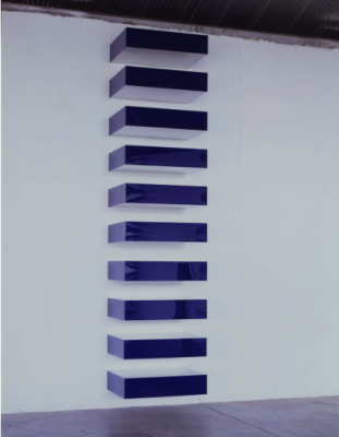 Donald Judd. Untitled