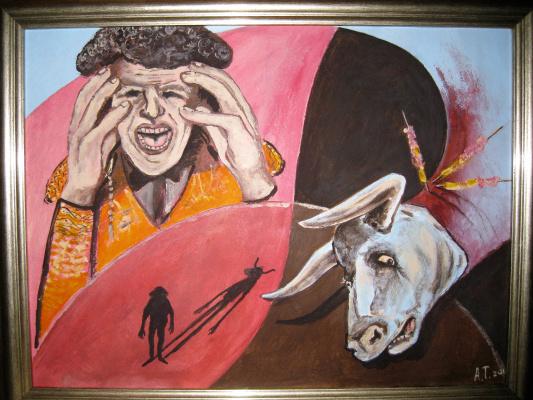 Andrey Trifonov. Dream of the toreador