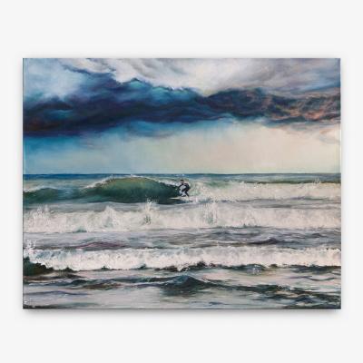 Евгения Бова. Surfer