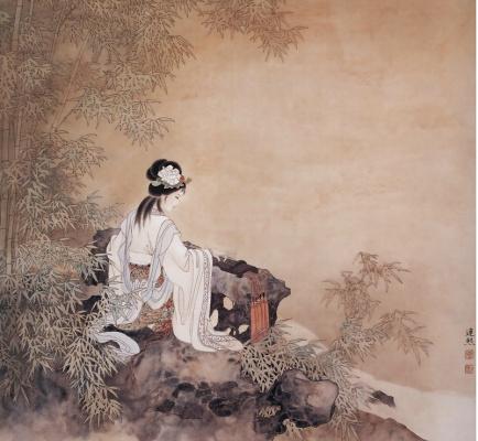 Пэн Лиан Сюй. Китаянка 20