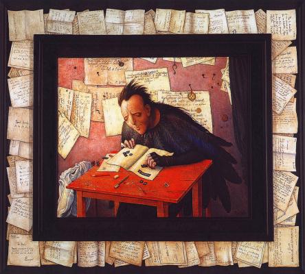 Клод Верлин. Письма