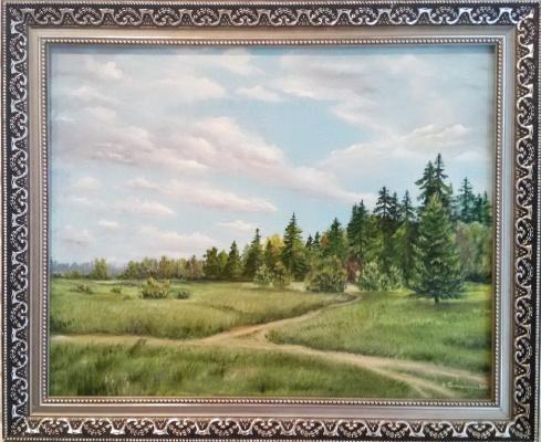 Ольга Болеславовна Горпинченко. Forest trails