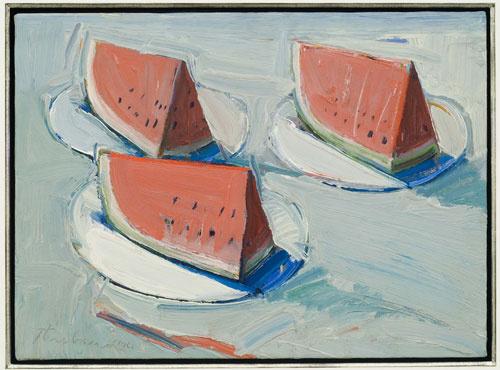 Wayne Thibaut. Watermelons