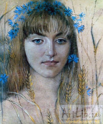 Portrait of Ira
