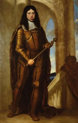 Гвидо Каньяччи. Портрет Леопольда I