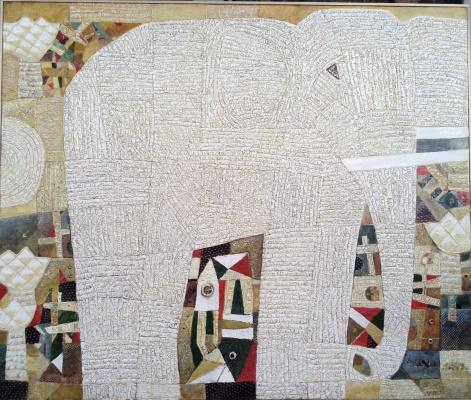 Yuri Lavrentiev. White elephant