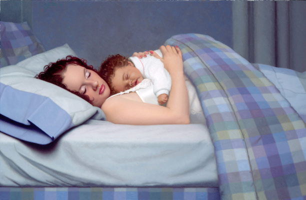 Стивен Гджертсон. Стивен засыпает последним