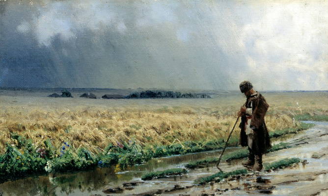 Nikolay Aleksandrovich Sergeev. Depression