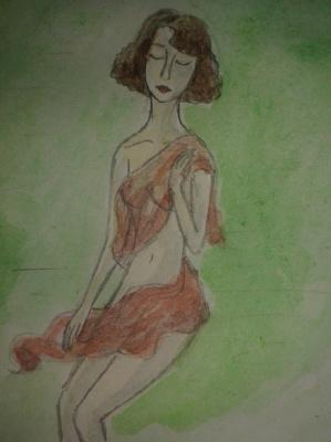 Zina Vladimirovna Parisva. Tenderness