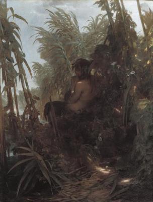 Arnold Böcklin. Fears