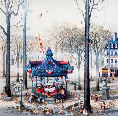 Хиро Ямагата. Воздушные шары
