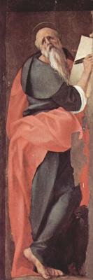 Jacopo Pontormo. Evangelist john fragment