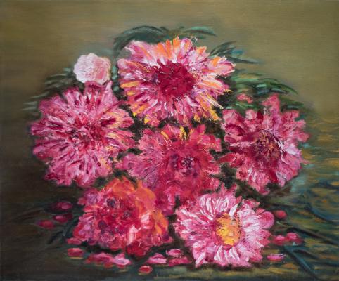 Albert Safiullin. Flowers (No. 1)