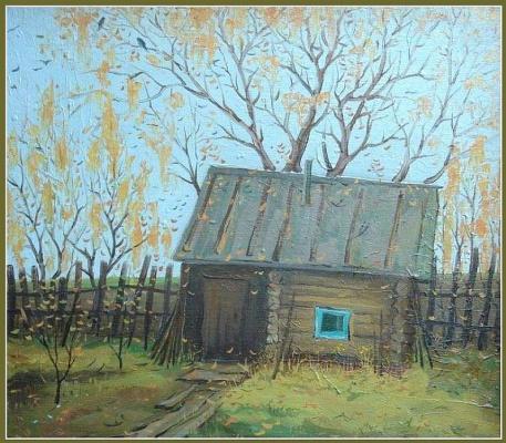 Sergey Nikolaevich. Pykhtin. Bathhouse.
