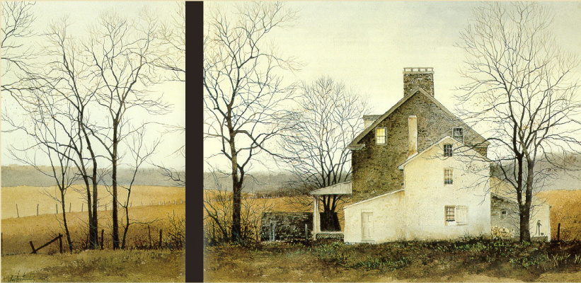 Ray Hendershot. Village