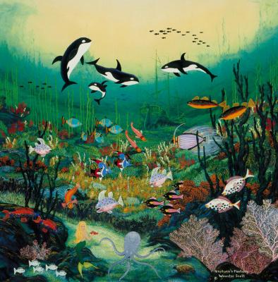 Джейн Вустер Скотт. Подводный мир