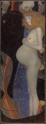Gustav Klimt. Hope I