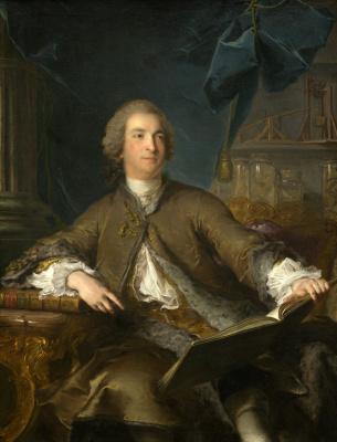 Жан-Марк Натье. Иосиф Бонье де ля Моссон. 1745