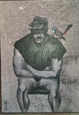 Nikolay Zverev. Afghan