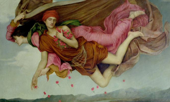 Evelyn De Morgan (Pickering). Night and sleep