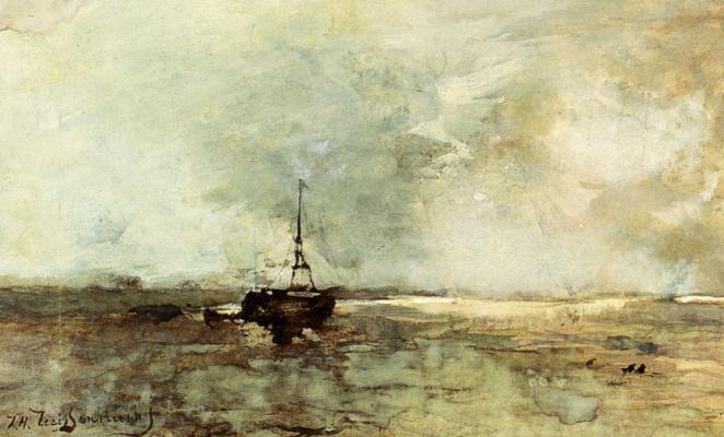 Jan Hendrik Weissenbrook. Ship