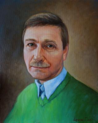 Георгий Харченко. Портрет мужчины