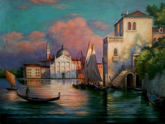 Светлана. Венеция