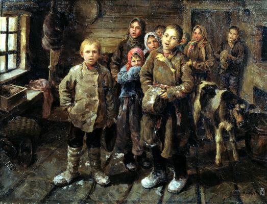 Федот Сычков. Христославы