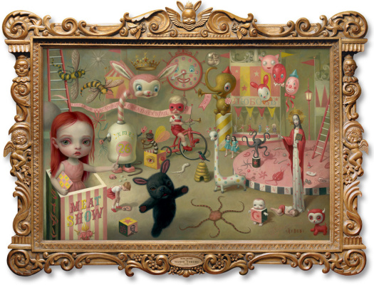 Mark Raiden. Magic circus