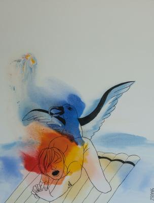Kinder Album. L'Albatros mon amour 108